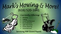 Lawn mowing Grand Rapids, 49534