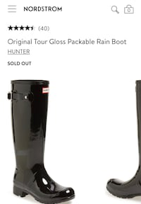Slate Hunter Boots - NEVER BEEN USED