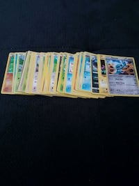 assorted Pokemon trading card collection Surrey, V4A 6T6