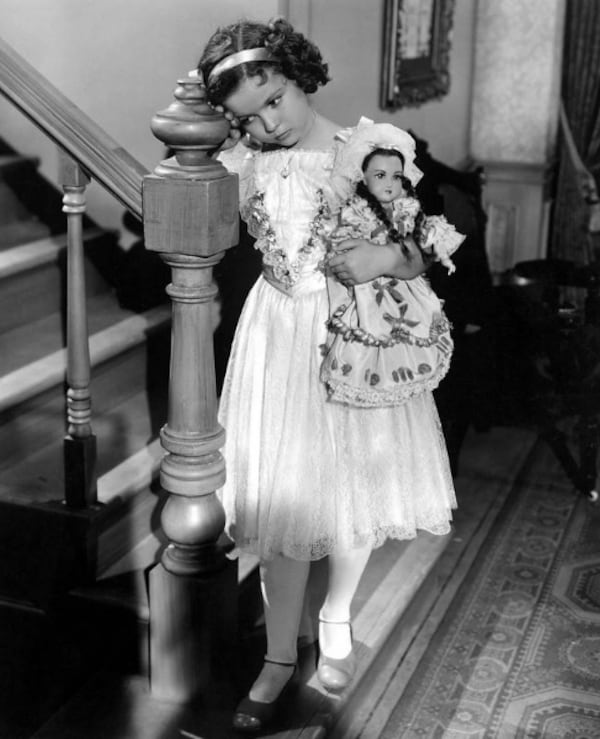 "Shirley Temple in ""The Little Princess"" DVD (Color) 1"