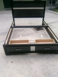 Queen bed frame Fort Lauderdale, 33311
