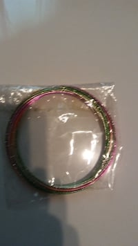 Multi Color Sparkly Bracelets  Mobile