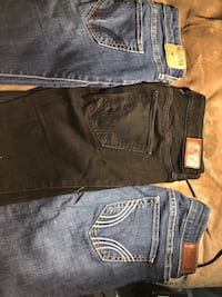 4 jeans from hollister Rockville, 20850