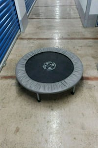 round black and gray trampoline Brentwood, 20722