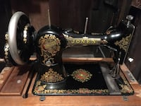 Antique Sewing Machine Toronto, M3A