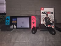 Nintendo Switch +2 Games Edmonton, T5L 1M4