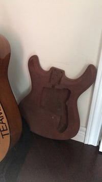 Electric guitar body Peterborough, K9L 0A6