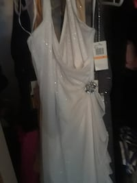 Brand new prom dresses with tags. Size Small. Toronto