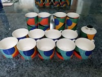 Coffee Cup Set Glenview, 60025