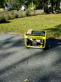 yellow and black portable generator Yorktown, 23692