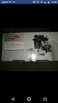 Fuel pump BRAND NEW Pacific, 63069