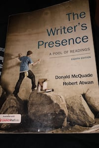 The Writer's Presence Textbook