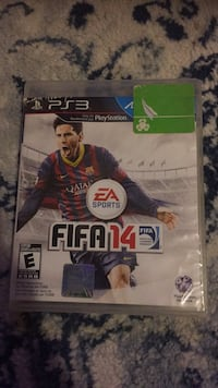 Ea sports fifa 14 ps3 game Kitchener, N2M 5H3