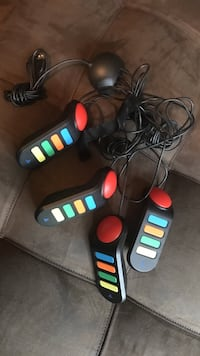 Four Playstation game controllers Douglasville, 30135