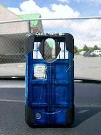 Doctor who lg aristo phone case