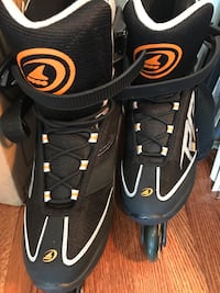 Mens' Rollerblades Used Only Twice! Size 12 Great Falls, 22066