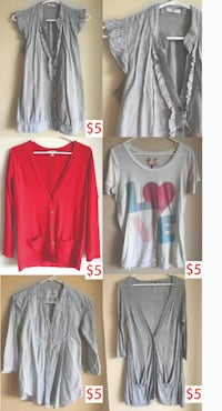 Le Chateau, American Eagle Outfitters, H&M, GAP, Old Navy, Urban Edmonton