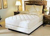 $175! MODEL HOME DISPLAY MATTRESS – KING SIZE!  Peachtree City