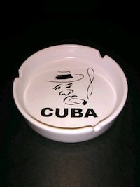 Ceramic ashtray 3120 km