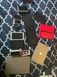MacBook and Phones and tablets  Arlington, 22203