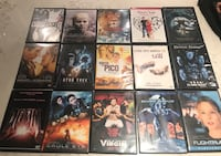 Assorted movie and DVD bundle  Vaughan, L4L 8H3