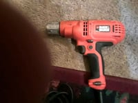 red and black Black & Decker cordless hand drill Buffalo, 14222
