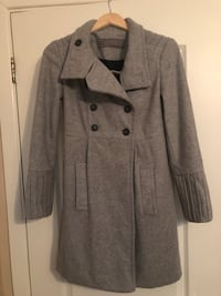 Zara grey wool jacket  Montreal, H1R 1R3