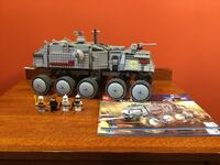 LEGO ~ Star Wars Clone Wars Clone Turbo Tank RETIRED Set 8098 & Instructions ~ Shipping Avail Pascoag, 02830