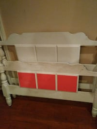 Twin Size bed- could you fresh coat of paint???? Hopkinsville