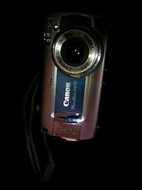 CANON POWERSHOT WITH CASE, POWER CORD Los Angeles, 91601