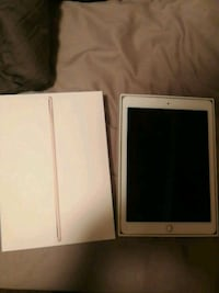 silver iPad with box and case Saskatoon, S7M 5J9