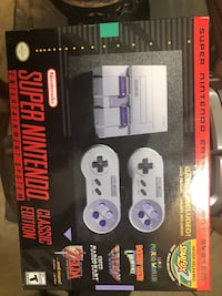 Super Nintendo Entertainment System  Washington, 20024