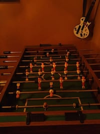 Foosball table San Antonio, 78201