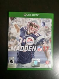 NFL Madden 17 for Xbox One