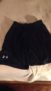 black Under Armour shorts Windsor, N8W