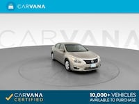 2015 *Nissan* *Altima* 2.5 S Sedan 4D sedan Lt. Brown Brentwood