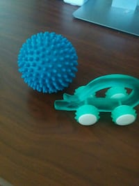 Massage Ball and Roller