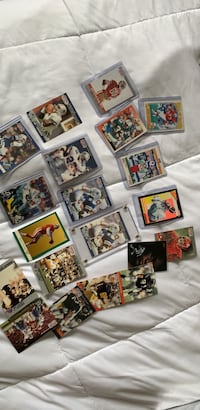 Football cards (smith rookie cards)