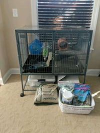 cage for chinchilla Frederick