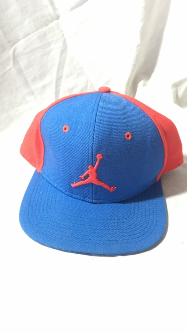 c1d05f763be8 Used Red Blue Jordan hat for sale in Sioux Falls - letgo