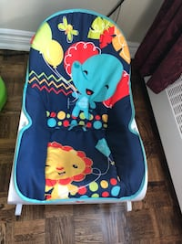 Fisher Price Infant to Toddler Bouncer  Toronto, M3H 4X7