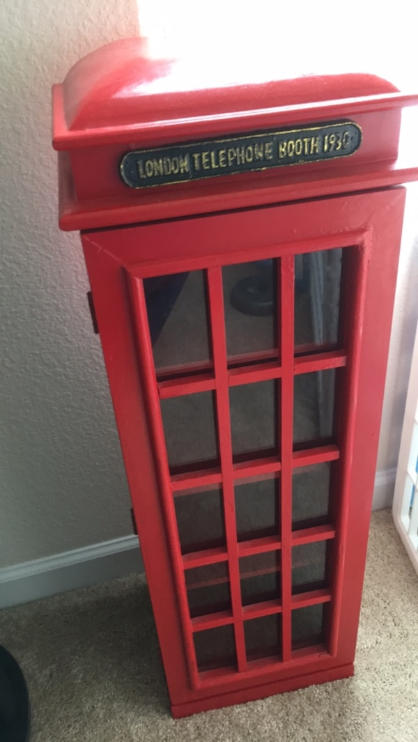 Magnificent London Phone Booth Cabinet Download Free Architecture Designs Scobabritishbridgeorg