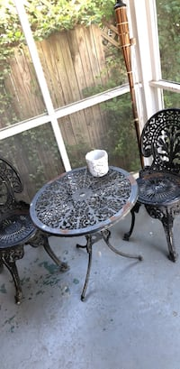 Outdoor table and chair set Washington, 20007