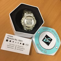 Baby G Shock Watch