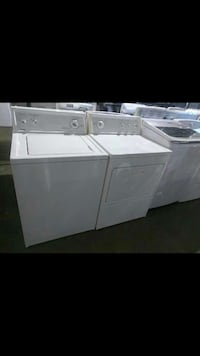 Kenmore White top washer and dryer SET Washington, 20011