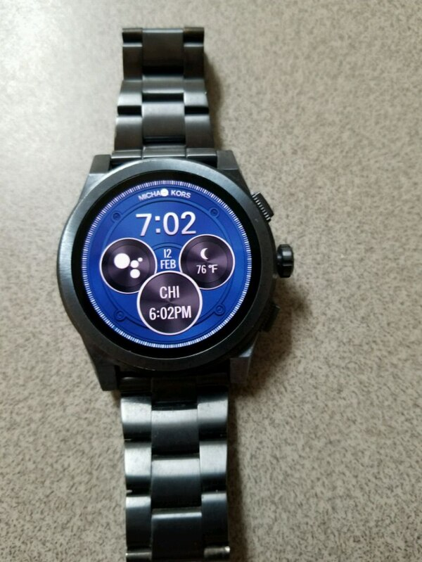 5f82afe33673 Used Michael Kors Smartwatch for sale in Fort Myers - letgo