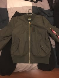 Alpha industries LB-2 bomber jacket Mississauga, L5W 1G6