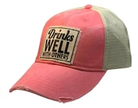Drinks well with others baseball hat Las Vegas, 89101