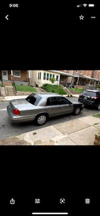 2003 Ford Crown Victoria Commercial Police Package (Fleet) Chester