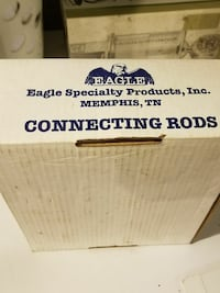 Eagle rods for ford 302
